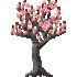 梅の木B 紅