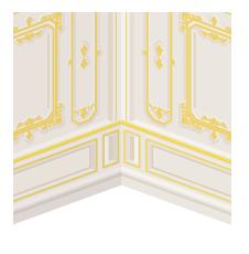 ベルサイユ宮殿風壁