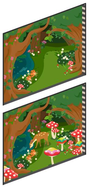 アリスの森の窓大Lv2・アリスの森の窓大Lv最大