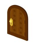 小さなドア