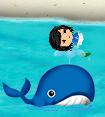 潮吹きクジラ
