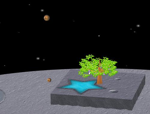 コイコイ太陽系 火星 コーディネート例