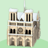 ノートルダム大聖堂A Xmas