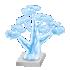 アカギークの氷像