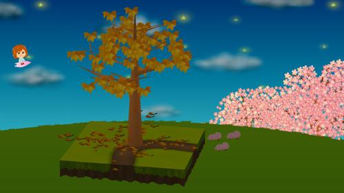 コイコイ桜 設置例