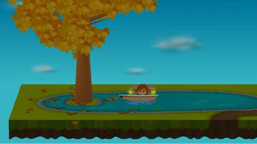 十石舟 設置例