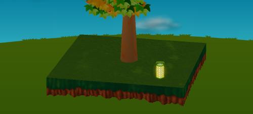 竹ランプ 設置例