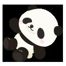 手持ちジャイアントパンダ