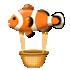 カクレクマノミ気球