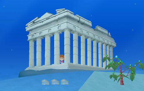 コイコイ海底神殿 設置例