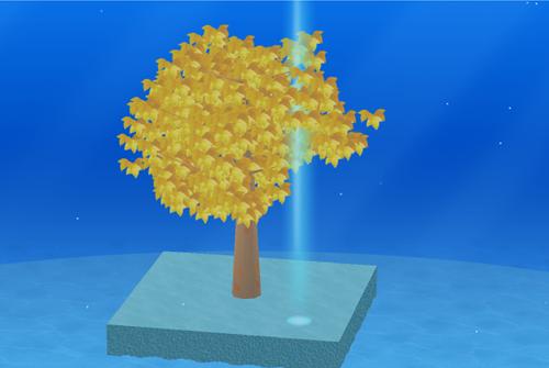 海底の光 設置例