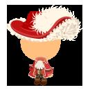 海賊キャプテン衣装