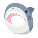 サメ着ぐるみ