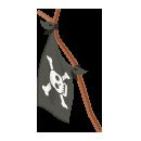 手持ち海賊旗