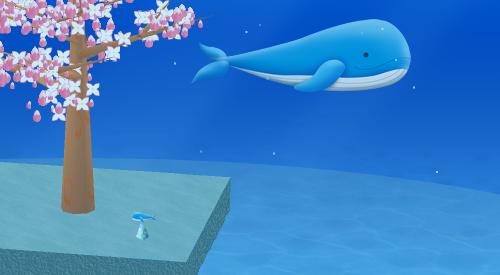 コイコイミニクジラ 設置例