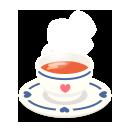 手持ちお茶会ティーカップ
