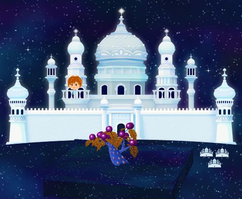 コイコイクリスタルの宮殿 設置例