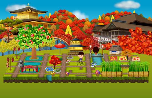 京の紅葉イベントイメージ