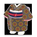 着物 紅葉亀甲