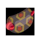 髪飾り 紅葉亀甲