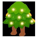 クリスマスツリー着ぐるみ