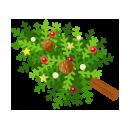 手持ちクリスマスツリー