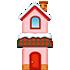二階建ての家B