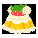 ショートケーキドレス