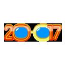 パーティーサングラス 2017