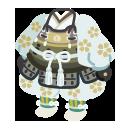 桃太郎衣装 白