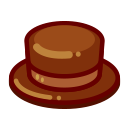 チョコベアミニハット ビター
