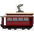 レトロ路面電車