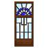 レトロな窓B